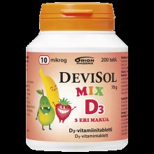 DeviSol Mix 10 200 tabl