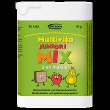 Multivita Juniori Mix 30tabl