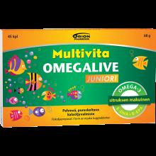 Multivita Omegalive Junior