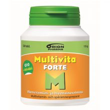 Multivita Forte 120tabl - Puijon apteekki